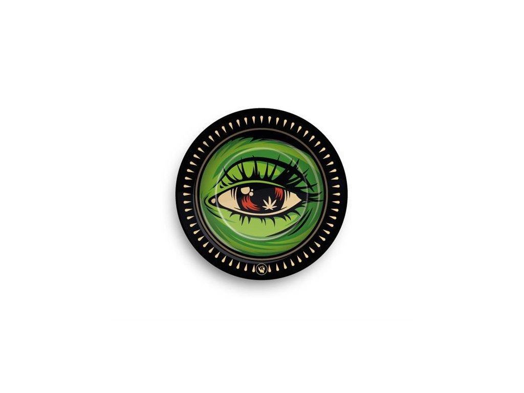 Balící podložka / ashtray FF Propaganja Faded Circle Mini
