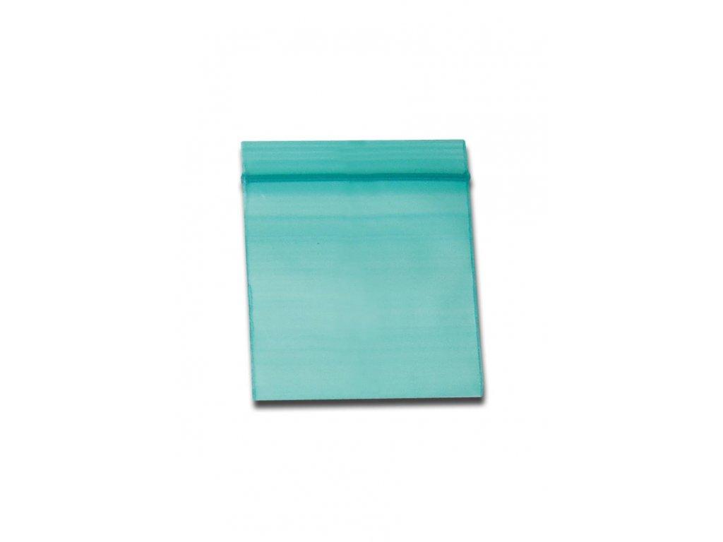 Plastové sáčky modré 4x6 cm