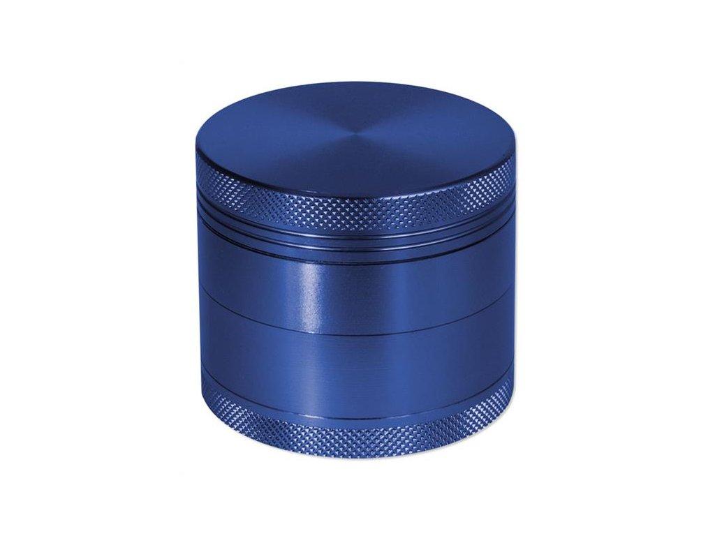 Kovová čtyřdílná drtička Blue