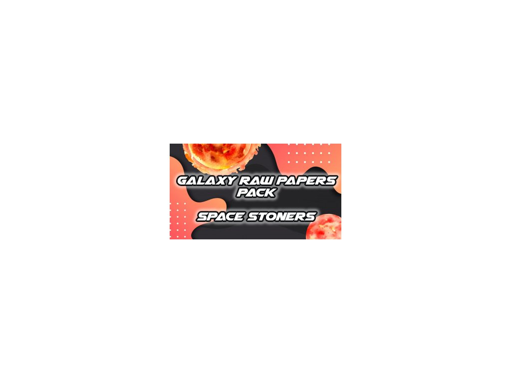 Space Stoners Galaxy Raw Papers Pack