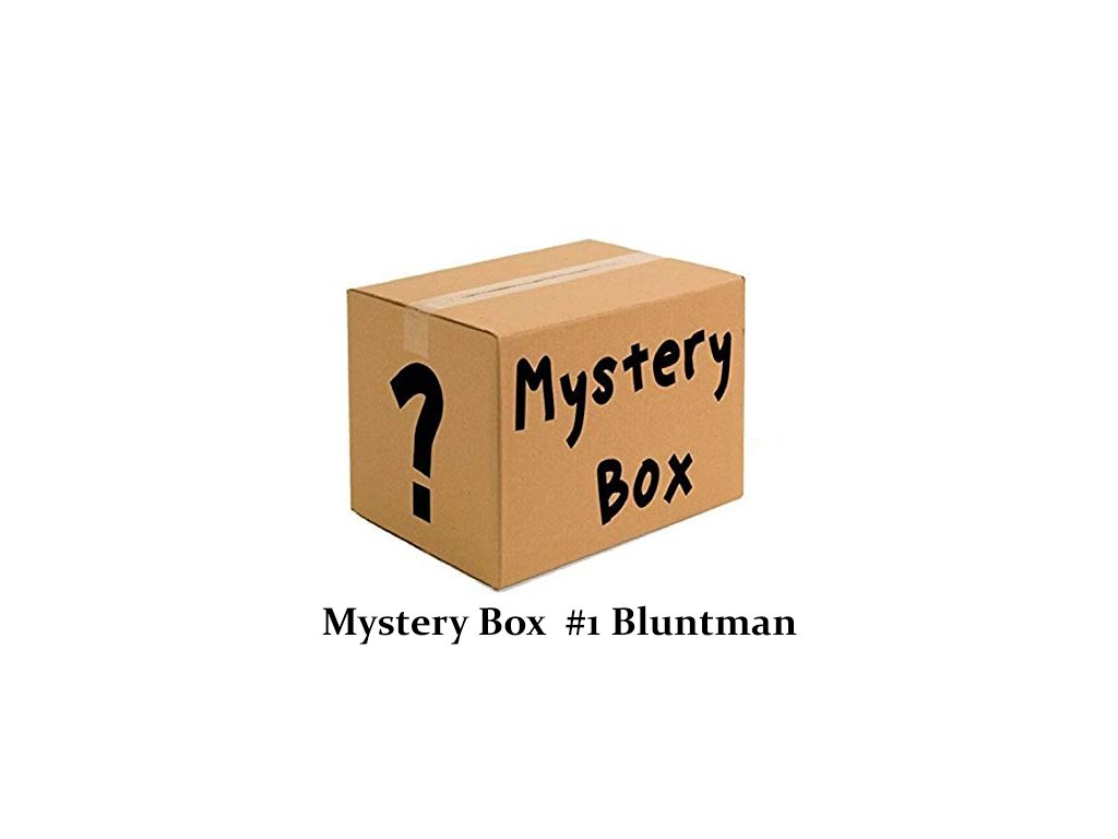 Space Stoners Christmas Mystery Box #1