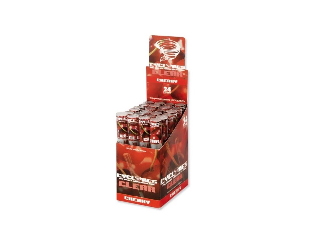 cyclones clear cone blunts cherry