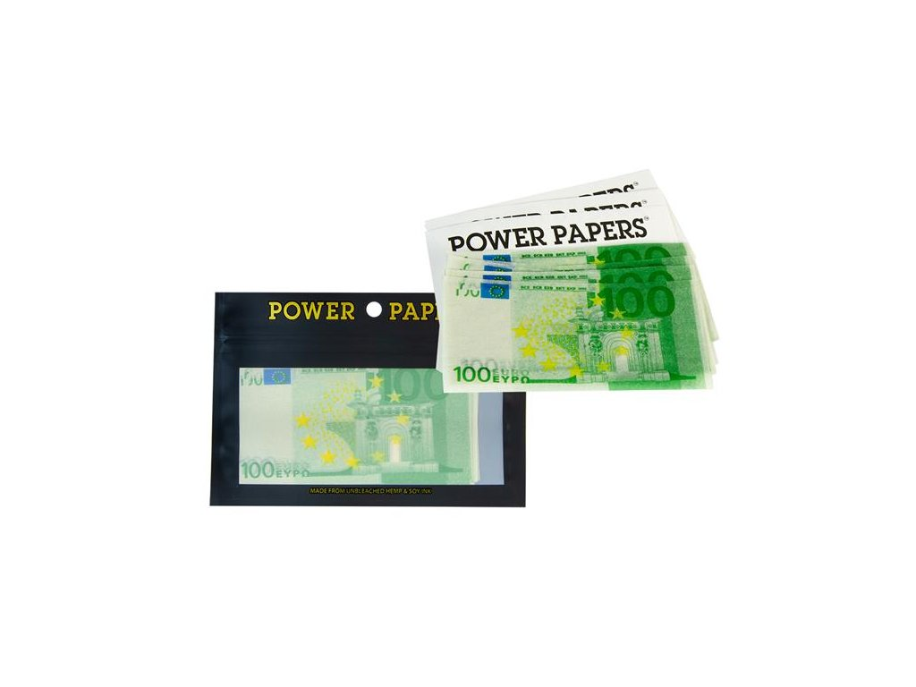 Power Papers Euro Conn Pack