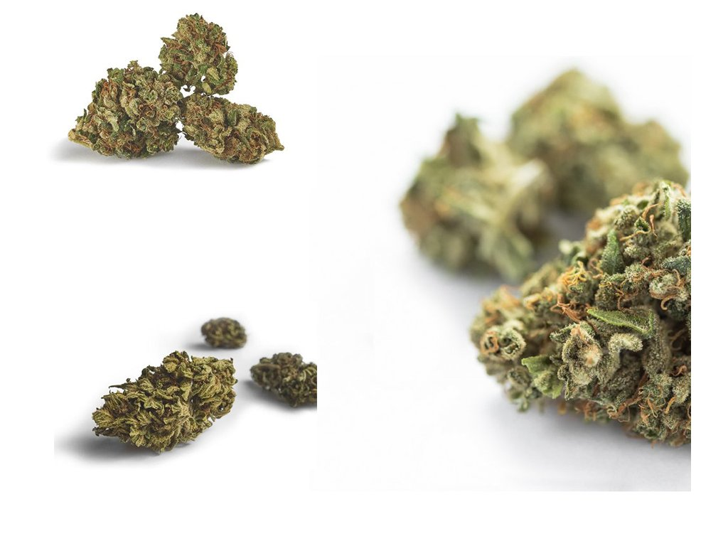 CBD Weed Space Stoners Degustační balíček Trio Pack