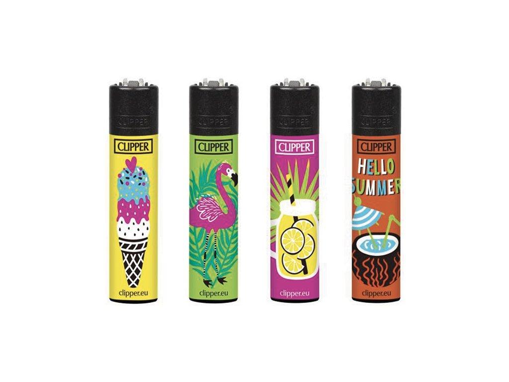 Zapalovač CLIPPER ® CP11RH Summer Cool