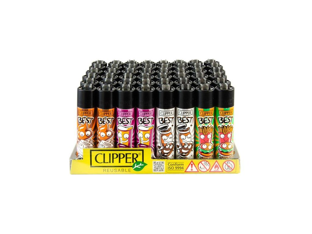 Zapalovač CLIPPER ® CP11RH Best Friends