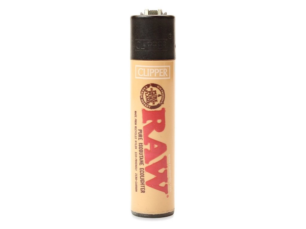 Zapalovač CLIPPER ® CP11H Raw Papers Classic Edition
