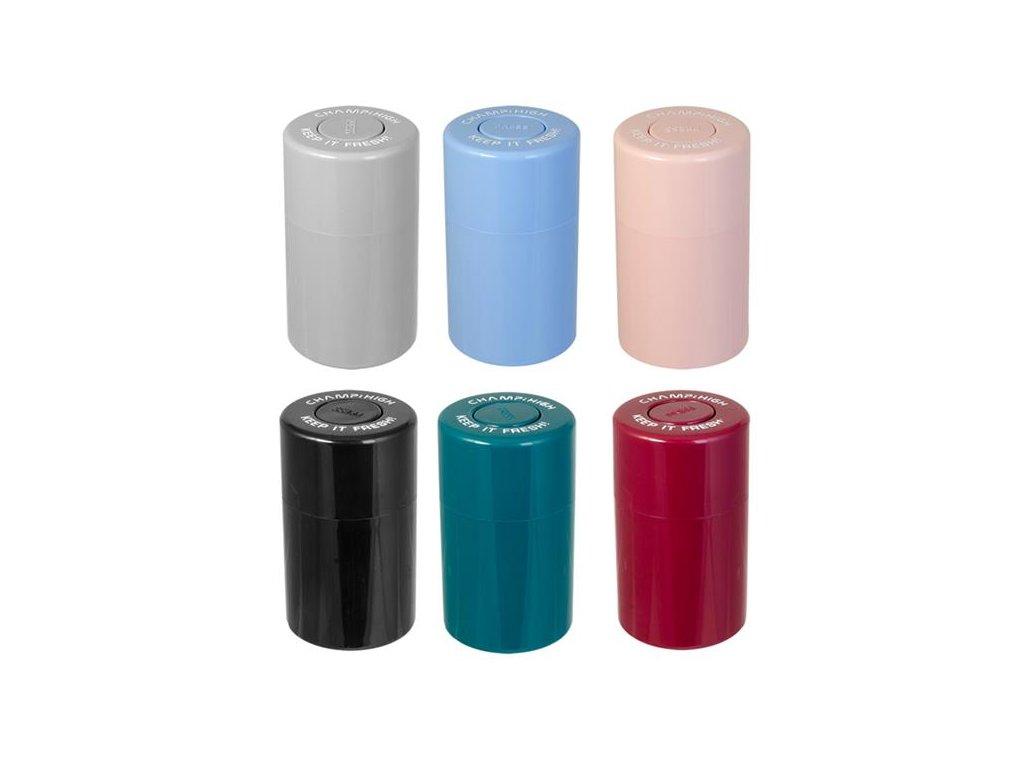 Vzduchotěsná dóza Champion High Pastel Color 120 mlSTASH 154 01
