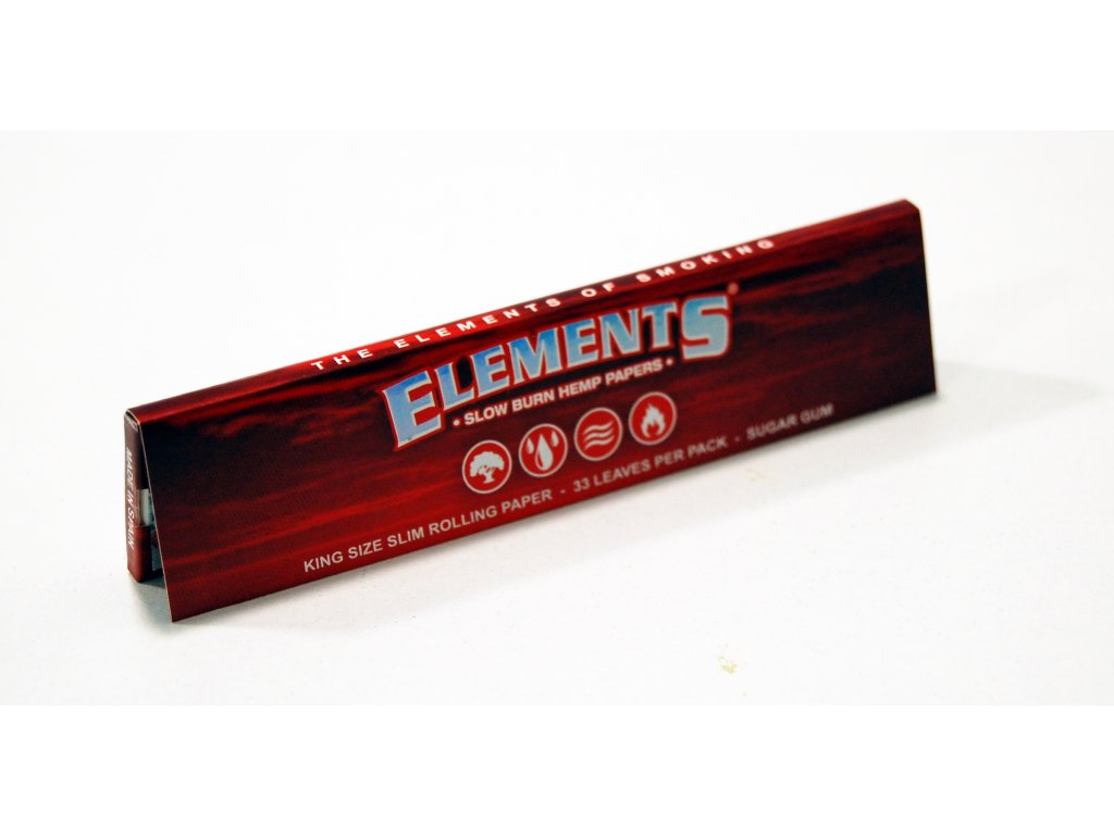 Elements KS Red Konopné