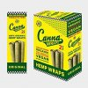 Konopné blunty Canna USA Organic Wraps Terpene Original Hemp
