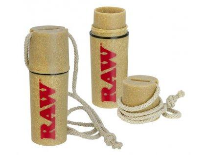 Plastová Hemp dóza Raw Papers Reserva Cone Stash