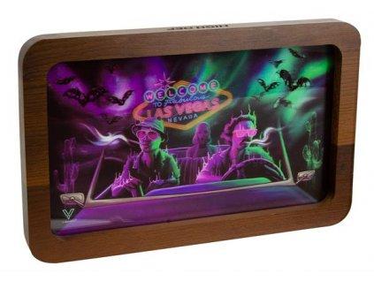 Dřevěná balící stanice V-Syndicate 3D Wood Bat Country