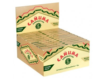 Cañuma King Size Bamboo & Tips Connoisseur PackPAP 41 01