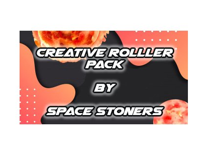 Space Stoners Galaxy Creative Roller Pack