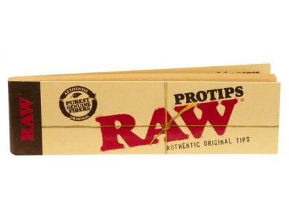 RAW Wide Tips ProTips Perforované