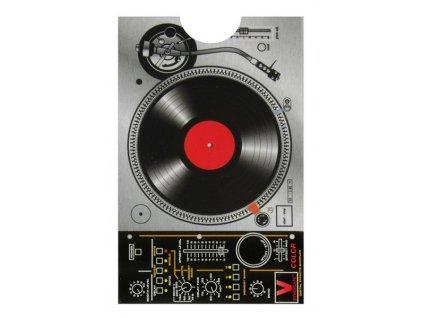 Drtící karta Groove