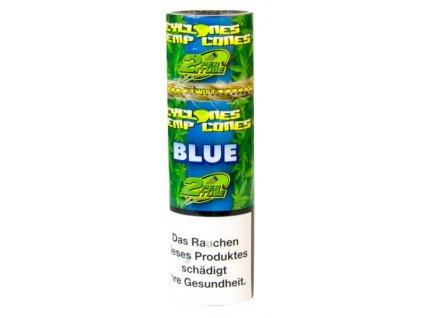 Cyclones Konopný Blunt Double Blue