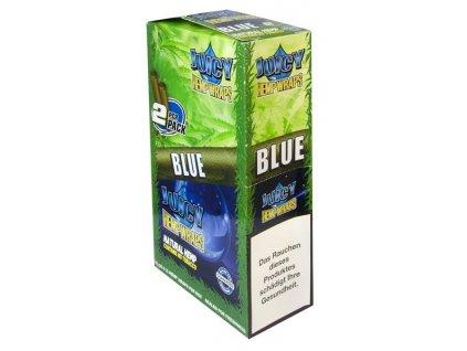 Konopné blunty Juicy Jay´s Double Blue