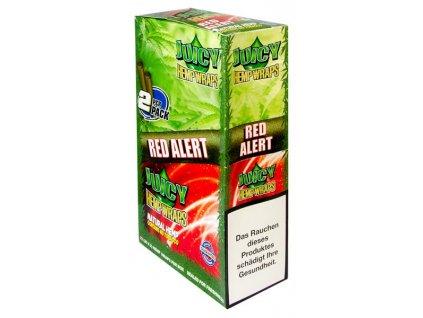 Konopné blunty Juicy Jay´s Double Red Alert