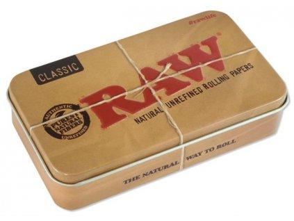Plechová doza Raw Papers