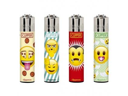 Zapalovač CLIPPER ® CP11RH Emoji Yeah