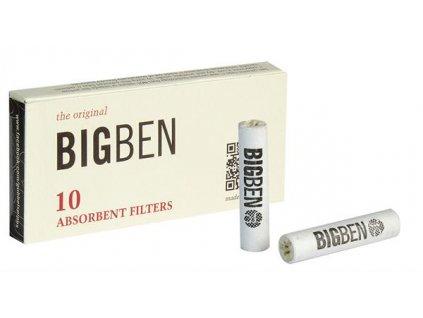 Uhlíkové filtry Big Ben Aktive 10