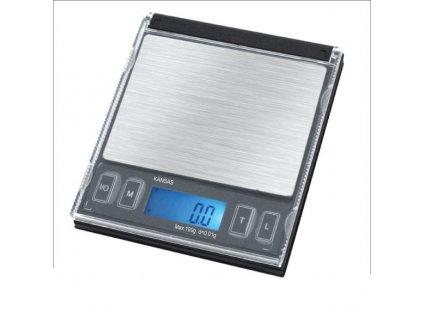 Digitální váha Kansas Digital 0,01/100 g