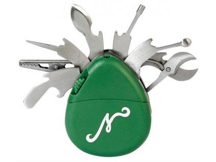 Nerezový Dabber Kit NUGGY Multi-Tool