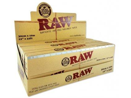 RAW Papers Pergamenový papír Role 10m