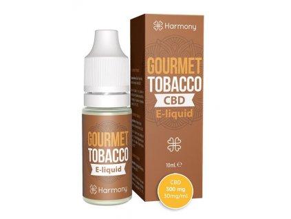 E-Liquid Harmony CBD 300 mg Gourmet Tobacco