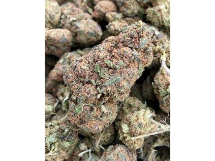 CBD Weed Space Stoners Strawberry Kush CBD 11,45 % 1 G