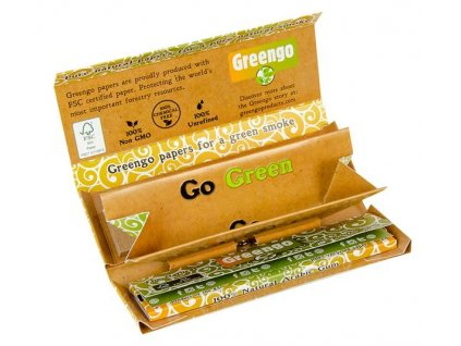 Greengo Artesano King Size+ filtry