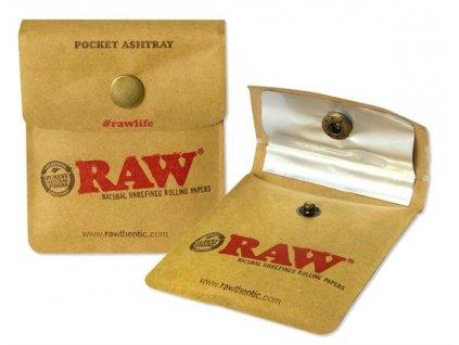 Kapesní popelník Raw Papers Pocket