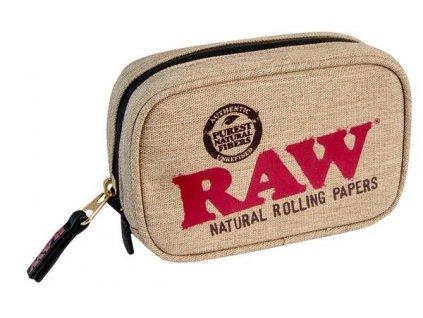 Cestovní pachuvzdorné pouzdro Raw Papers Smell Proof S