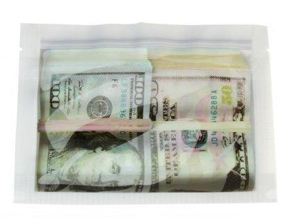 Zipové sáčky StinkSack Dollar Master Kush 10