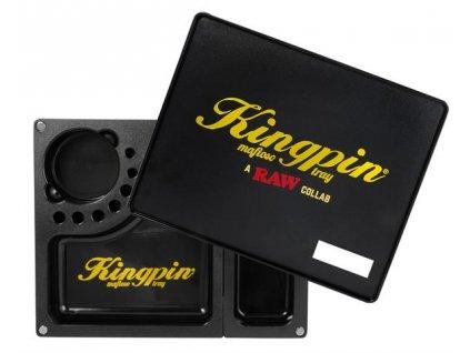 Balící podložka Kingpin x Raw Papers Mafioso Tray