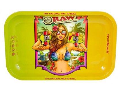 Balící podložka RAW Papers Brazil 2nd EditionDRE TRAY 59 01