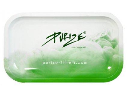 Balící podložka Purize Logo Green Medium