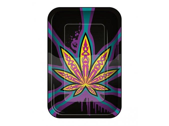 Balící podložka Clipper Neon Leaves 3/4 Medium