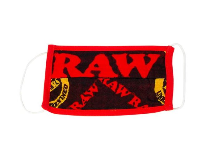Raw Papers Face Mask Beachwood Fiber 3Pack