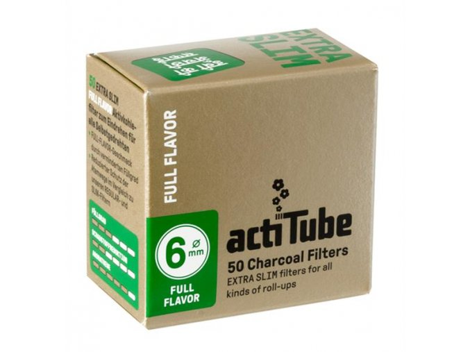 Uhlíkové filtry ActiTube Full Flavor Slim 50TUNE 15 01 kopie (2)