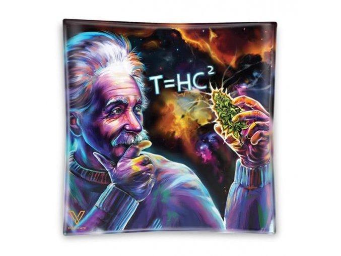 Skleněná balící podložka Syndicate T=HC2 Black Hole Mini Tray