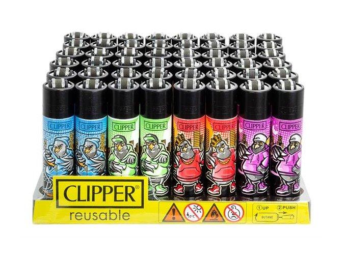 Zapalovač CLIPPER ® CP11RH DOPE Birds