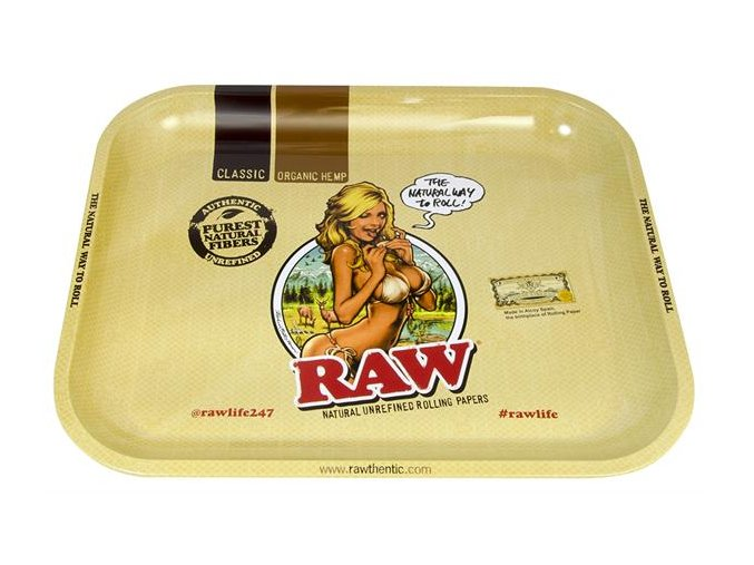 Balící podložka RAW Raw Girl XL