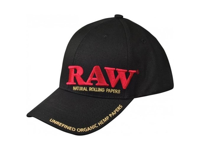 Kšiltovka Raw Papers