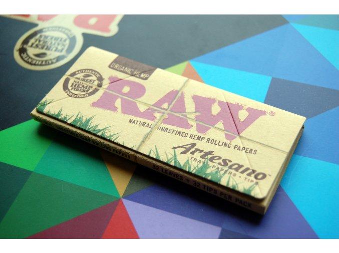 Raw Artesano Organic KS