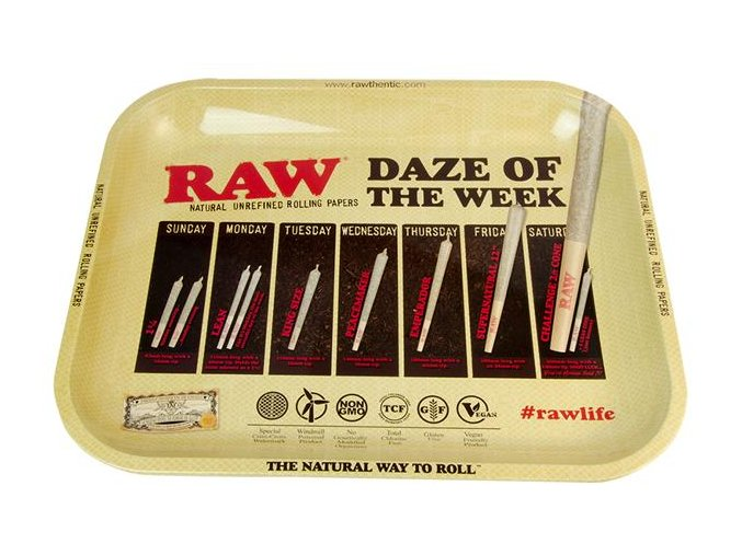 Balící podložka RAW Daze of the Week XL