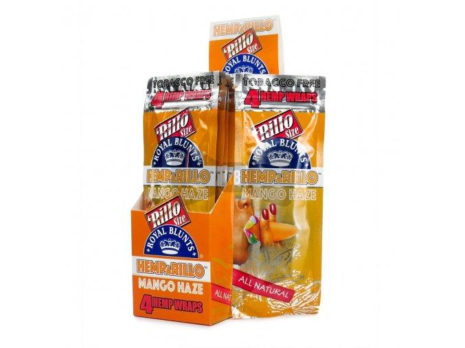 Konopné blunty Royal Mango Haze