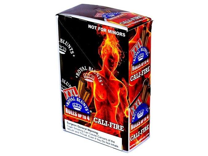 Konopné blunty Royal Cali Fire