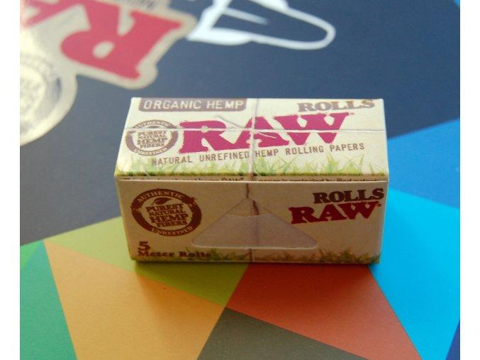 RAW Organic Rolls King Size